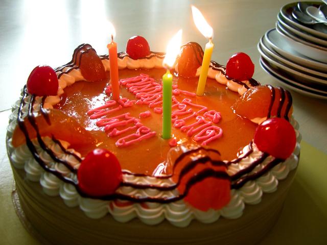 verjaardag van je kind