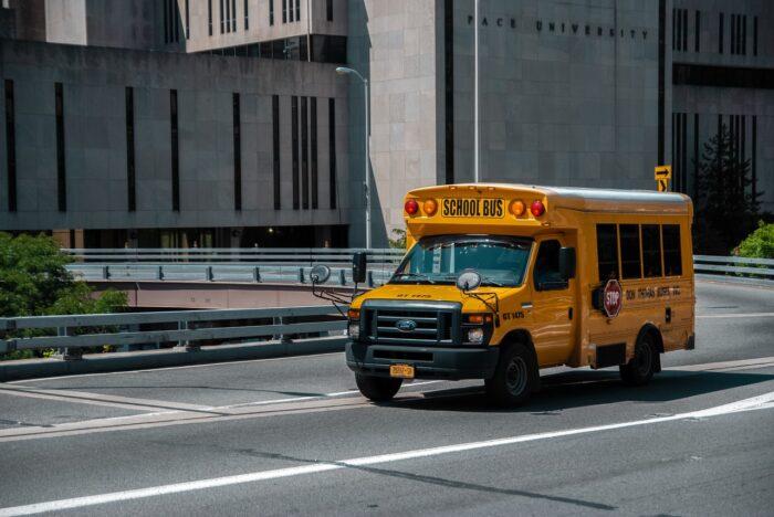 het leerlingenvervoer
